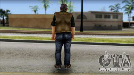 BarMan of 100 X-Ray para GTA San Andreas tercera pantalla