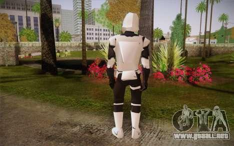 Scout trooper II para GTA San Andreas segunda pantalla