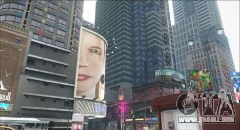 iCEnhancer 3.0 para GTA 4 adelante de pantalla