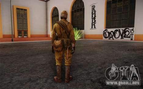 Nikolai from Killing Floor para GTA San Andreas segunda pantalla