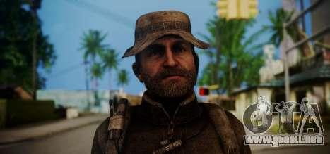 John Price para GTA San Andreas tercera pantalla