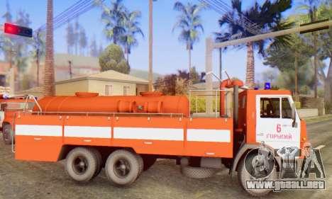 KamAZ 53212 AP-5 [FIV] para la visión correcta GTA San Andreas