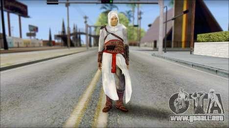 Asesino v3 para GTA San Andreas