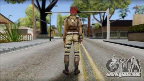 Tweed para GTA San Andreas segunda pantalla