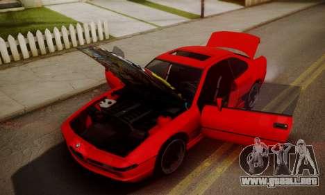 BMW M8 Custom para la visión correcta GTA San Andreas