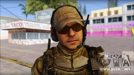 Grinch from Modern Warfare 3 para GTA San Andreas tercera pantalla