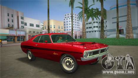 Dodge Dart Demon 340 1971 para GTA Vice City
