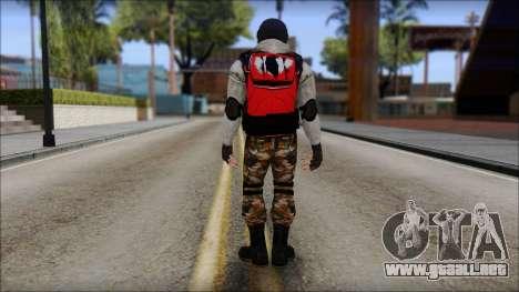 Peng Thug para GTA San Andreas tercera pantalla