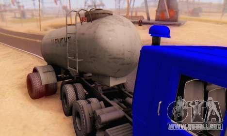 Trailer de cemento portador de la TTC 26 para GTA San Andreas