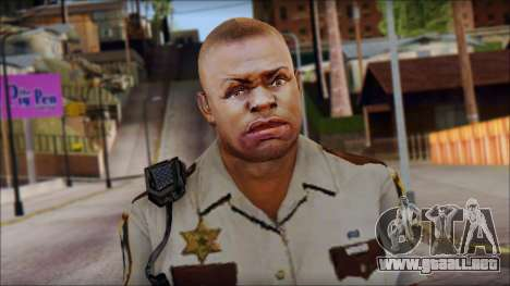 James Wheeler from Silent Hill Homecoming para GTA San Andreas tercera pantalla