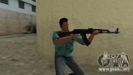 Kalashnikov Tipo 1 para GTA Vice City tercera pantalla