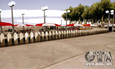 New Santa Maria Beach v1 para GTA San Andreas