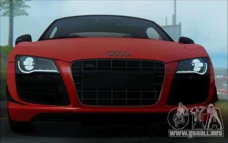 SA Ultimate Graphic Overhaul 1.0 Fix para GTA San Andreas tercera pantalla