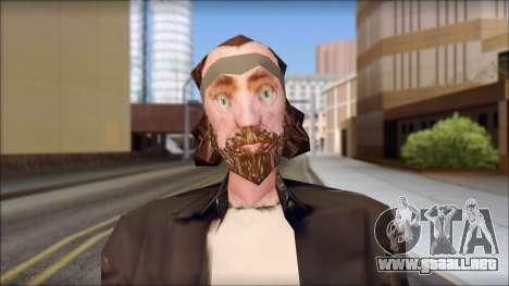 The Truth Skin para GTA San Andreas tercera pantalla