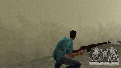 Auto-Carga Del Rifle Tokareva para GTA Vice City segunda pantalla