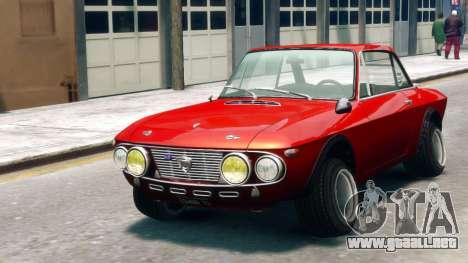 Lancia Fulvia HF para GTA 4