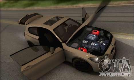 BMW M135i para el motor de GTA San Andreas