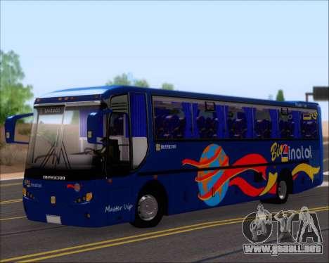 Busscar El Buss 340 Bio Linatal para las ruedas de GTA San Andreas