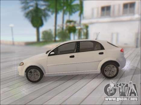 Chevrolet Lacetti para GTA San Andreas left