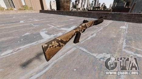 Ружье Benelli M3 Super 90 viper para GTA 4 segundos de pantalla