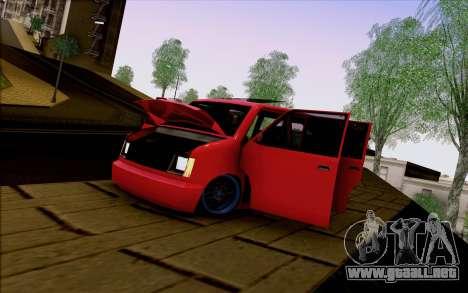 Moonbeam Stance para la visión correcta GTA San Andreas