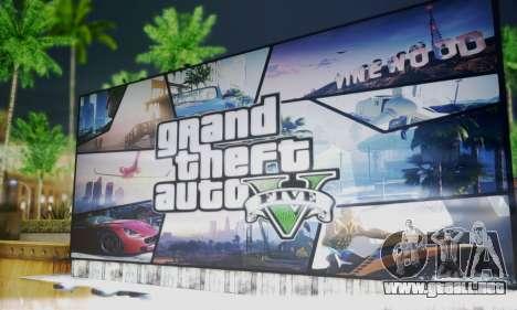 GTA V Billboards para GTA San Andreas