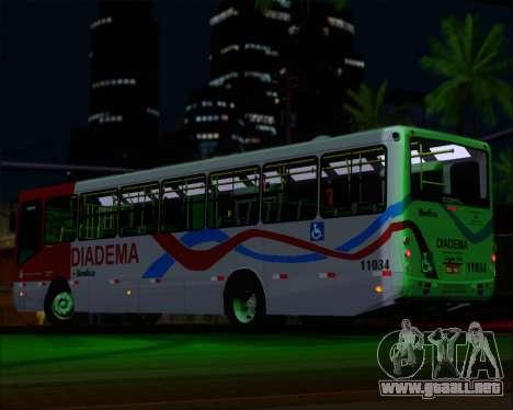 Comil Svelto 2008 Volksbus 17-2 Benfica Diadema para el motor de GTA San Andreas