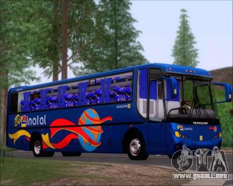 Busscar El Buss 340 Bio Linatal para GTA San Andreas left