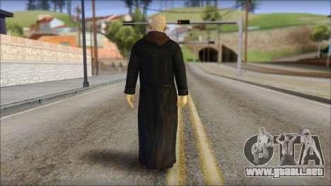 Lord Voldemort para GTA San Andreas segunda pantalla