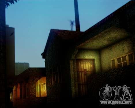 SA Ultimate Graphic Overhaul 1.0 Fix para GTA San Andreas séptima pantalla
