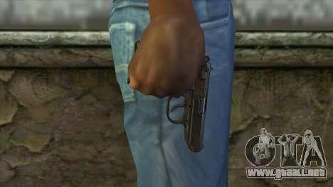 Carpati Md. 95 para GTA San Andreas tercera pantalla