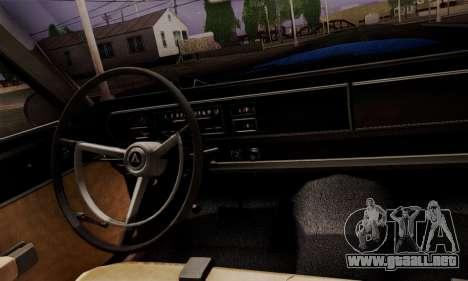 Dodge Coronet 440 Hardtop Coupe (WH23) 1967 para la visión correcta GTA San Andreas