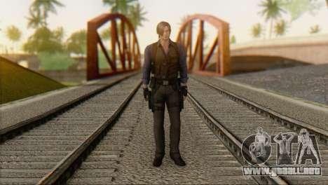 Leon .S.Kennedy v2 para GTA San Andreas