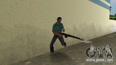 Auto-Carga Del Rifle Tokareva para GTA Vice City sucesivamente de pantalla
