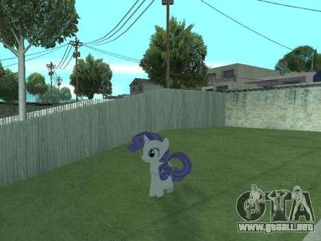 Rarity para GTA San Andreas séptima pantalla
