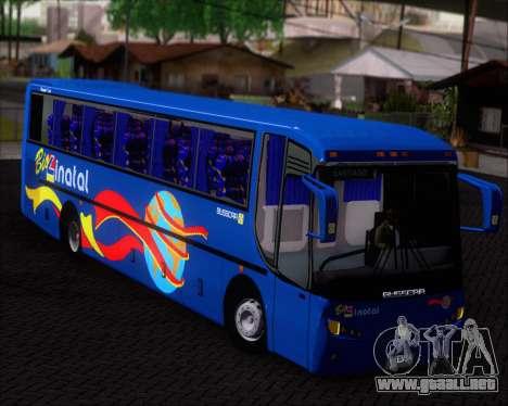 Busscar El Buss 340 Bio Linatal para visión interna GTA San Andreas