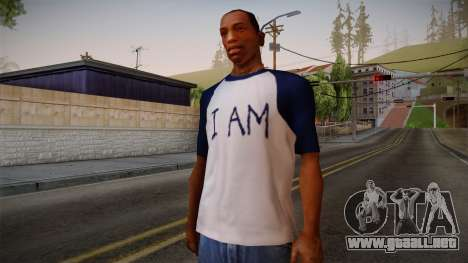 Owl City T-Shirt para GTA San Andreas