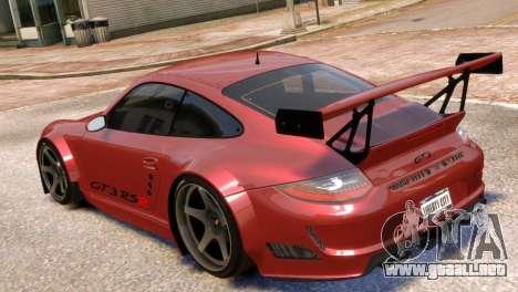Porsche 911 GT3RSR para GTA 4 left