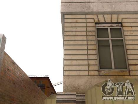 ENB por Makar_SmW86 v5.5 para GTA San Andreas sexta pantalla