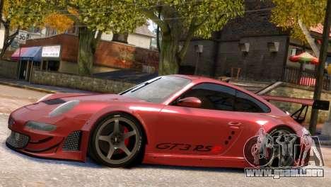 Porsche 911 GT3RSR para GTA 4