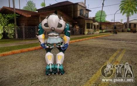 White Elite v2 para GTA San Andreas segunda pantalla