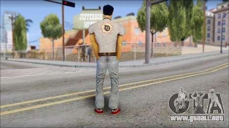 Serious Sam para GTA San Andreas segunda pantalla