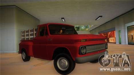 Chevrolet C10 para GTA Vice City