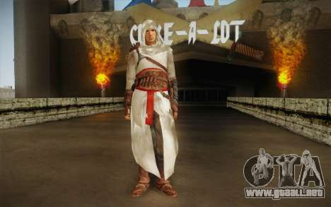 Altair from Assassins Creed para GTA San Andreas
