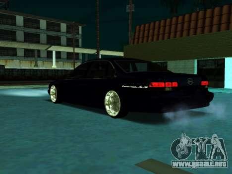Chevrolet Impala SS 1995 para GTA San Andreas vista posterior izquierda