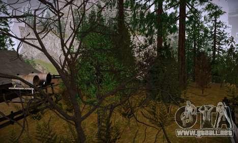 ENBSeries por Makar_SmW86 versión Final para GTA San Andreas segunda pantalla