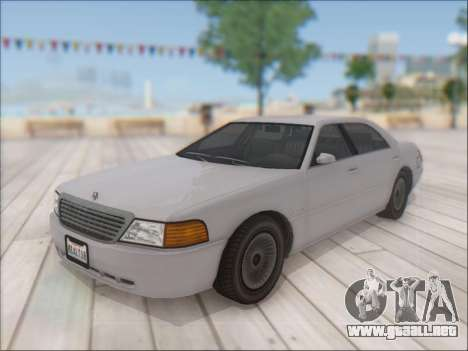 Admiral from GTA 4 para GTA San Andreas