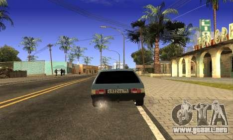 ZAZ Tavria para GTA San Andreas left
