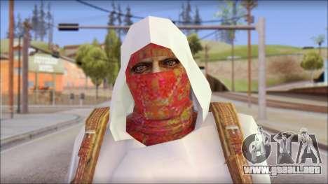 Arabian Skin para GTA San Andreas tercera pantalla