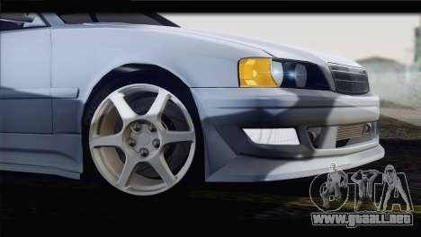 Toyota Chaser Tourer Stock v1 1999 para la visión correcta GTA San Andreas